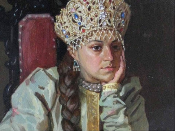 История: Какой кинжал был в фильме у Ивана Грозного?