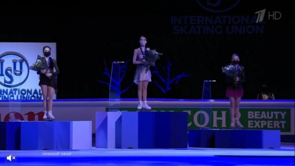 Спорт: ЧМ по фигурному катанию: россиянки заняли весь пьедестал!