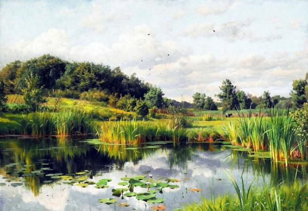 Картинки: Картины Петера Мёнстеда