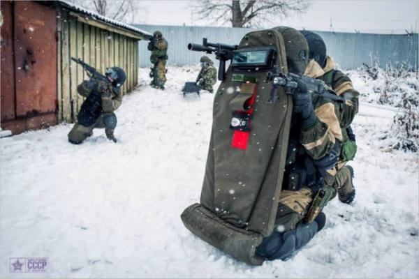 Война: Штурмовой щит