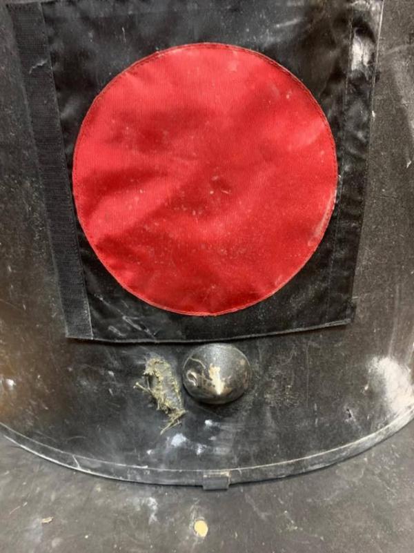 Криминал: Щиты спецназа, штурмовавшего дом бандита в Мытищах