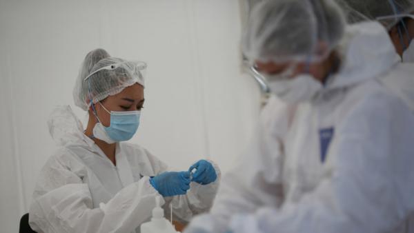 Коронавирус: В России зафиксировали сибирский вариант коронавируса