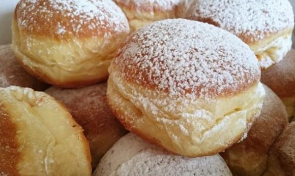 Полезные советы: Пончики по-берлински