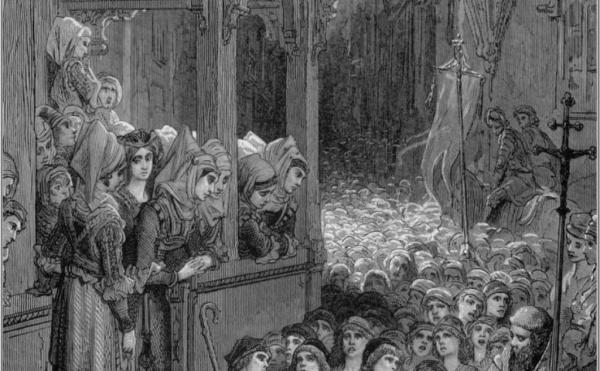 История: Крестовые походы детей — ужаснейшие из затей в истории человечества