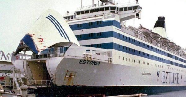Интересное: Финляндия собирается разрешить временные погружения к парому Эстония