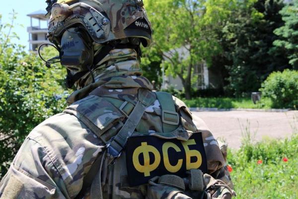Терроризм: Под Симферополем уничтожили вооруженного террориста