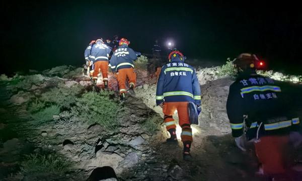Происшествия: 21 марафонец погиб от экстремальной погоды во время гонки по пересеченной местности в Китае