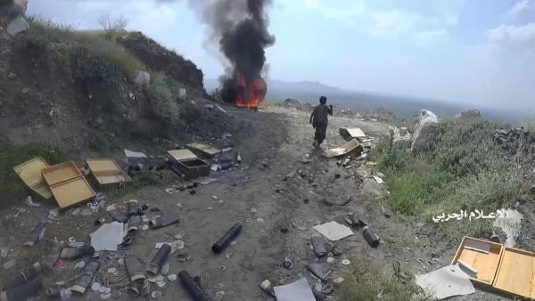 Война: Разгром саудитов в Джизане (+18)