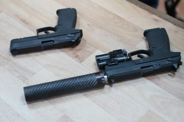 Интересное: Минобороны начало массовую закупку нового пистолета «Удав»