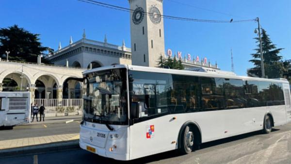 Адлер: В Сочи запустят ночные автобусы до Аэропорта