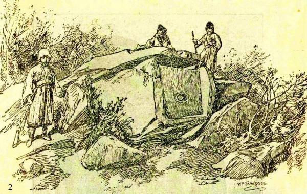 История: Древности реки Шахе