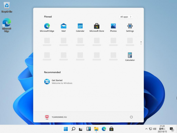 Технологии: В сеть утекла сборка Windows 11 Build 21996 с новым интерфейсом