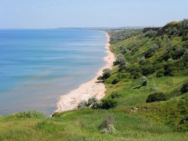 Стеб: Курорт у Азовского моря