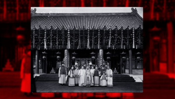 История: Как наложница стала императрицей Китая