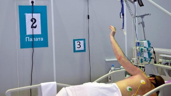 Коронавирус: В России пятый день подряд обновляется рекорд смертности от COVID-19