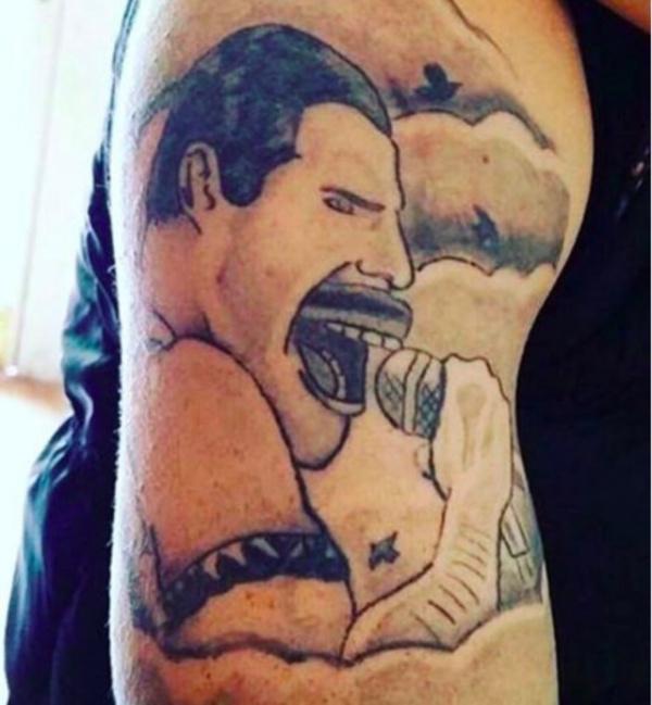 Безумный мир: Татуировка это круто! - говорили они :-)