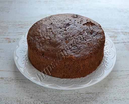 Полезные советы: Шоколадный бисквит на растительном масле