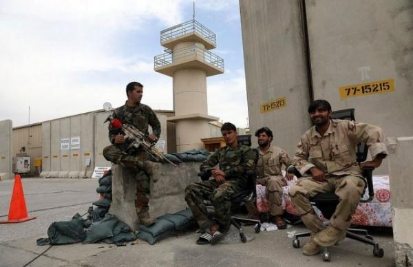 Интересное: Афганцы разграбили авиабазу Баграм после ухода американцев