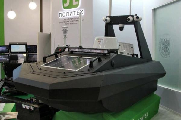 Интересное: В России разработали катер-беспилотник для борьбы с браконьерством