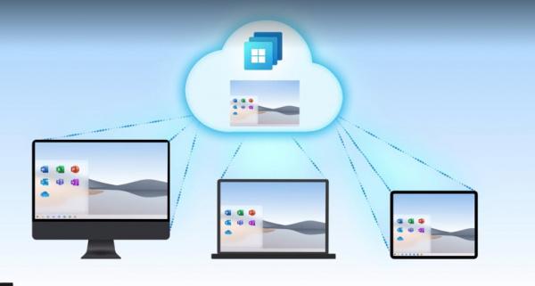 Технологии: Microsoft анонсировала облачный сервис Windows 365