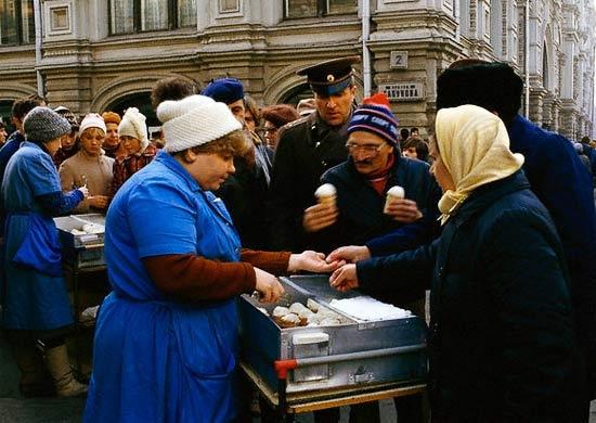 История: Советские магазины
