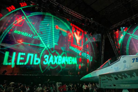 Новости: Новый истребитель пятого поколения Су-75 Checkmate