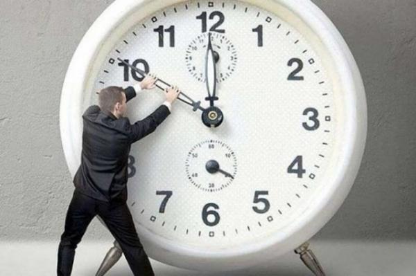 Интересное: Кто *придумал* время?