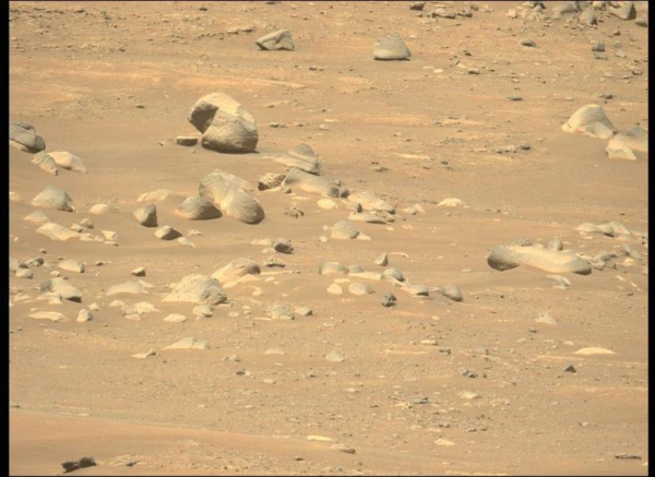Природа: Марсианские фотографии