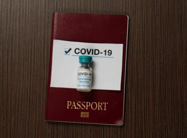 Коронавирус: Получим паспорта Европы.  Правда пока еще только COVID-ные.
