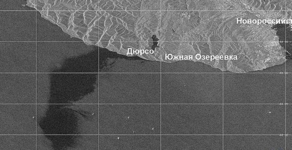 Происшествия: 7 августа произошел разлив нефтепродуктов в Черном море