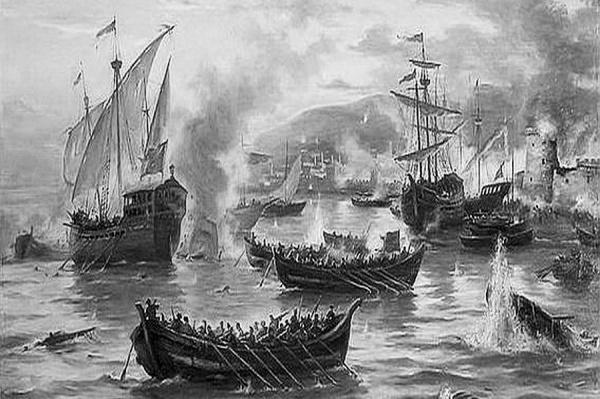 История: Сочинские пираты