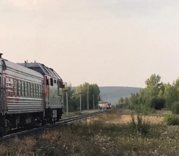 Происшествия: В России едва не произошла серьезная железнодорожная катастрофа