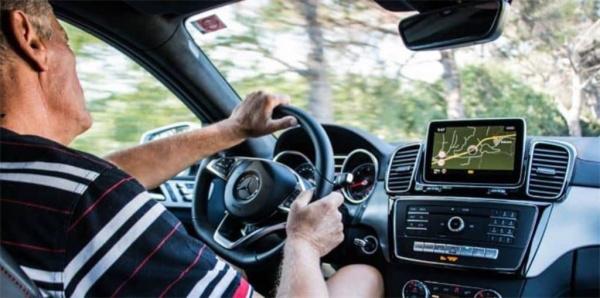 Рекламные материалы: Контроль агрессивного вождения