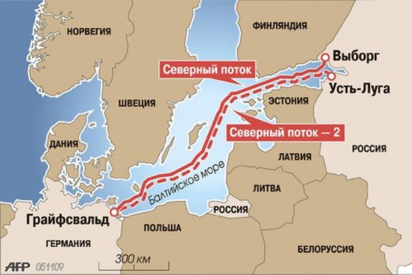 Новости: Северный поток-2 закончен