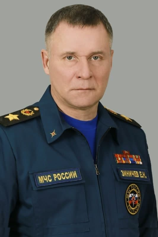 Личность: Глава МЧС России Евгений Зиничев погиб во время учений в Норильске