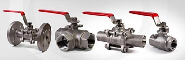 Рекламные материалы: Применение запорной и регулирующей арматуры в различных системах