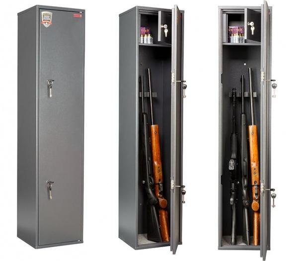 Рекламные материалы: Как выбрать и купить сейф для охотничьего ружья: законодательные требования