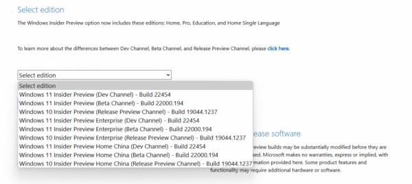 Технологии: Официальные ISO-образы Windows 11 Insider Preview Build 22000.194