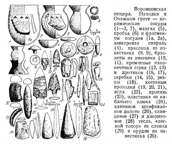 История: Археология Сочи