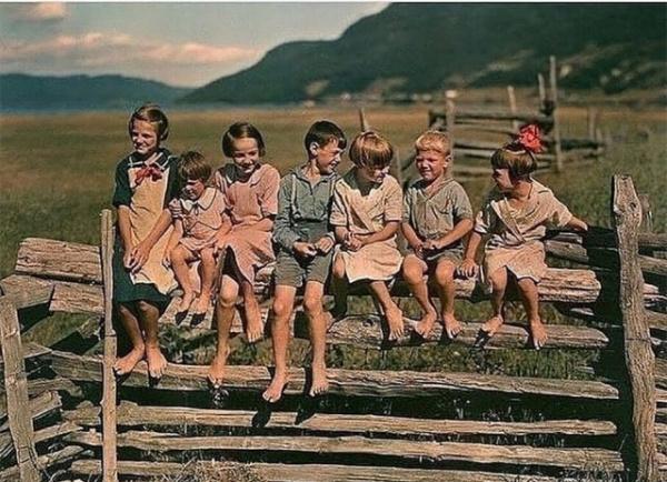 Картинки: Куда уходит детство