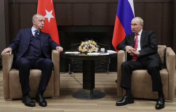 Политика: Результаты встречи Путина и Эрдогана в Сочи