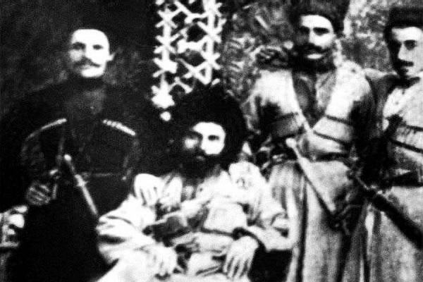 Блог djamix: Шайка разбойников в Сочи.  Газета «Кавказ» 1915 год
