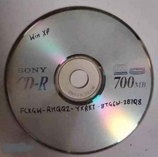 Интересное: Windows XP - 20 лет!
