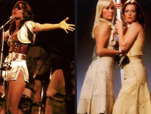 Интересное: Темненькая из ABBA была дитем Гитлера, как она это пережила и как сложилась ее судьба после распада группы?
