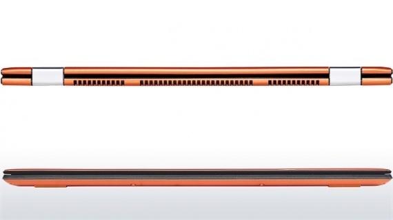 Технологии: Ультрабук  Lenovo Yoga 3 Pro