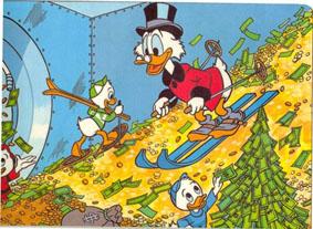 Интересное: Богатство и жадность