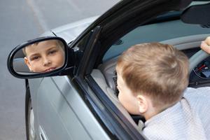 Жизнь: Ребёнок за рулём