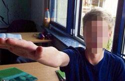 Политика: Немецкие школьники