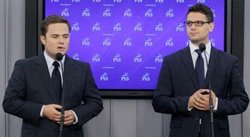 Политика: Три польских депутата