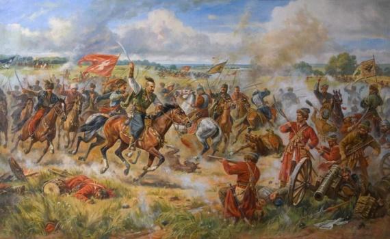 Политика: Как 15000 украинцев уничтожили 150000 русских, или Битва при Конотопе